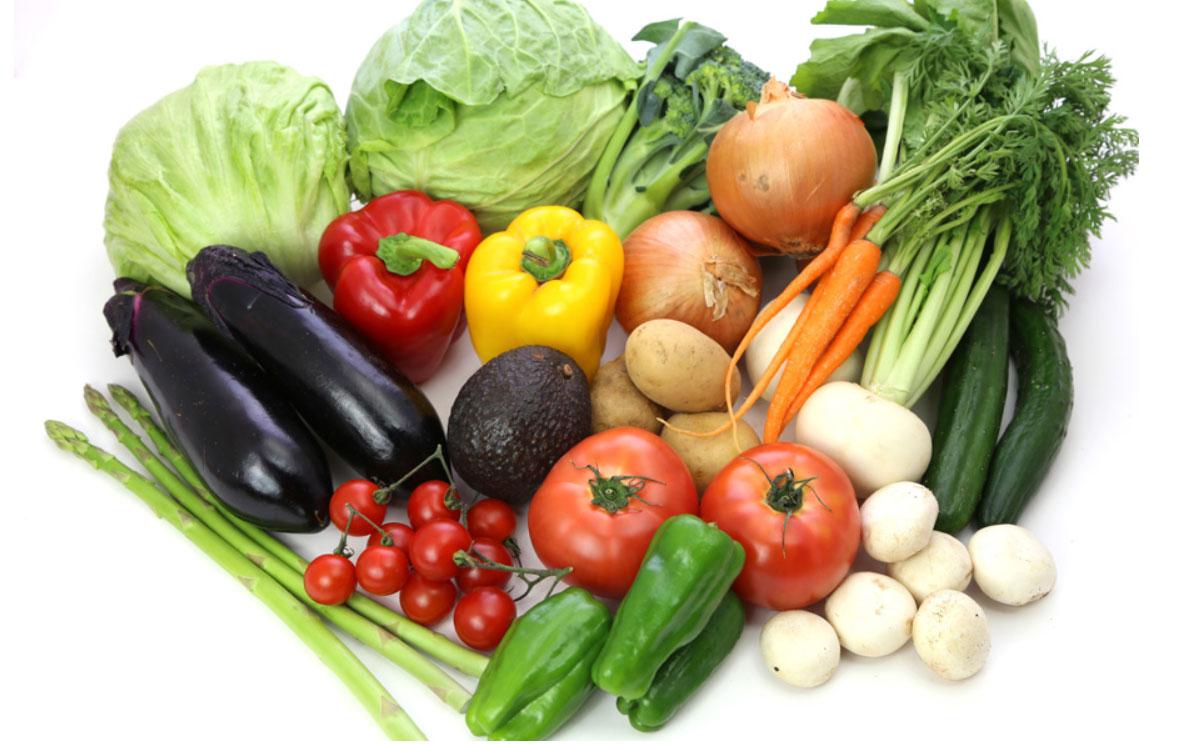 求められるみにくい野菜の子たち
