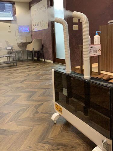 横浜エステAYAのコロナウイルス対策07