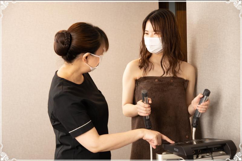 横浜市でダイエット「体重測定・サイズ測定」