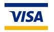横浜市のエステサロンのお支払「VISAcard」
